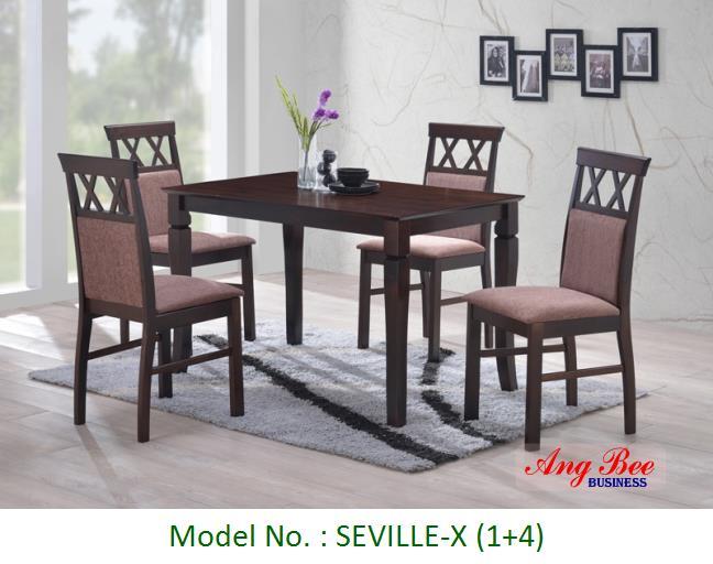 SEVILLE-X (1+4)